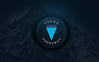 VERGE CURRENCY: SECURE, FAST & ANONYMOUS.