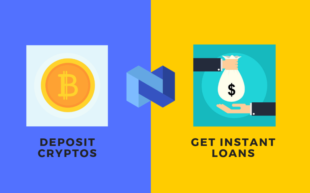 Get Instant Loans with Cryptos